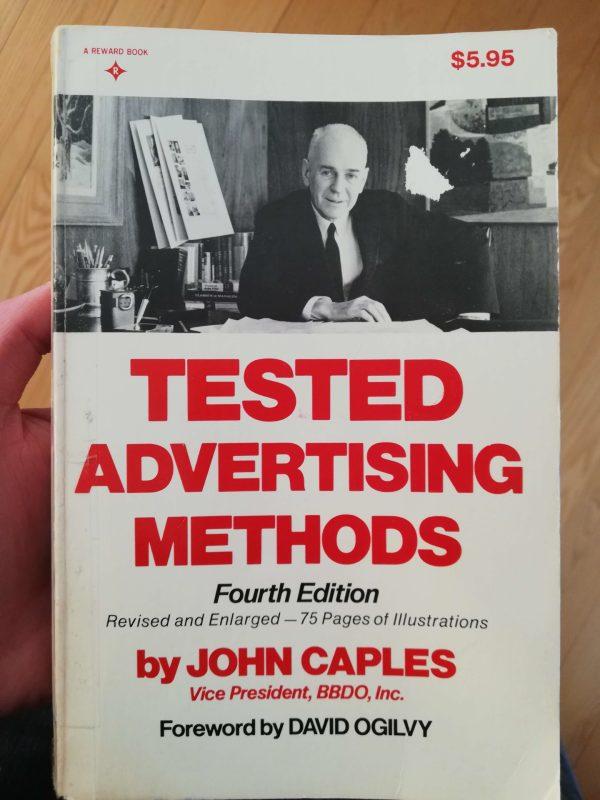 Min udgave af Tested Advertising Methods